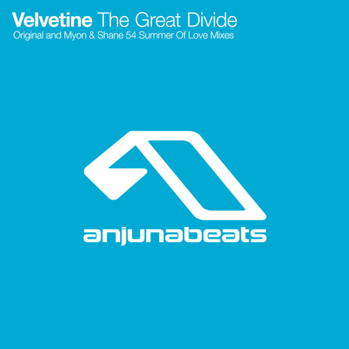 Velvetine - The Great Divide - (Original Mix)