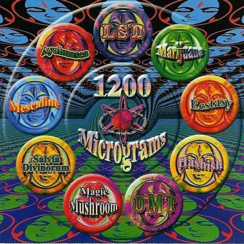 1200 Micrograms - Magic Mushrooms (Ephera Remix)