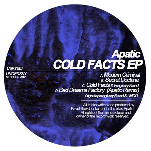 Imaginary Friend & UNCO - Bad Dreams Factory (Apatic Remix) [SUB.FM Rip] | OUT NOW