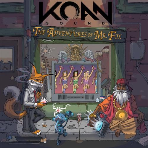 KOAN Sound - The Adventures of Mr. Fox EP