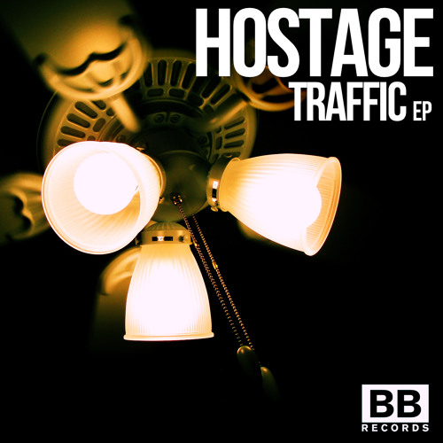 "Hostage - ""Traffic"" EP (Black Butter #32) - Out 10th Sept"