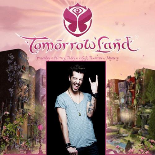 GREGORI KLOSMAN live @ Tomorrowland 2012