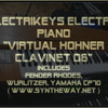 Hohner Clavinet D6: Vintage Virtual Electric Piano VST Plugin Software (Syntheway ElectriKeys VSTi)