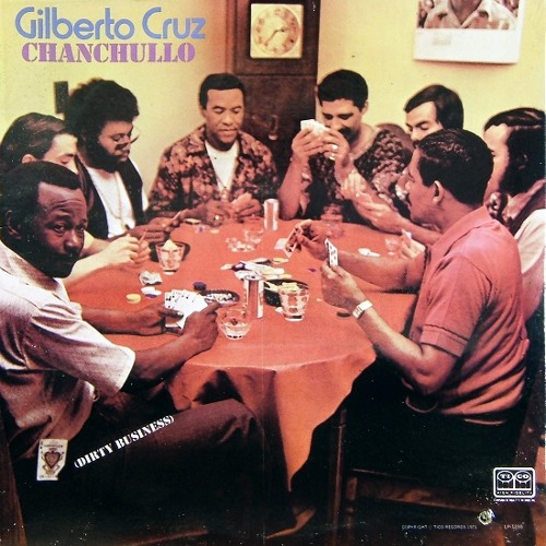 Gilberto Cruz - La Rumba Te Llama
