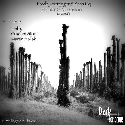 Sash Liq, Freddy Hetzinger - Point Of no Return (Martin Hallak Remix)