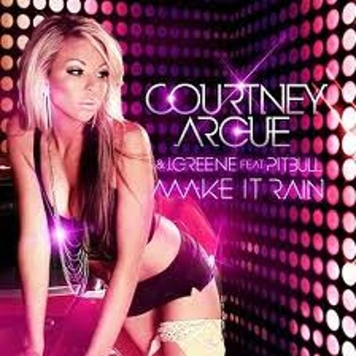 Courtney Argue & J Greene ft Pitbull - Rain (Sunshine Funk Mix)