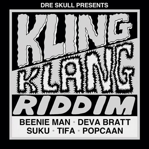 "DRE SKULL "" KLING KLANG RIDDIM "" ( Robbo Ranx 1XTRA SHOWCASE RIP ) MIXPAK OUT NOW"