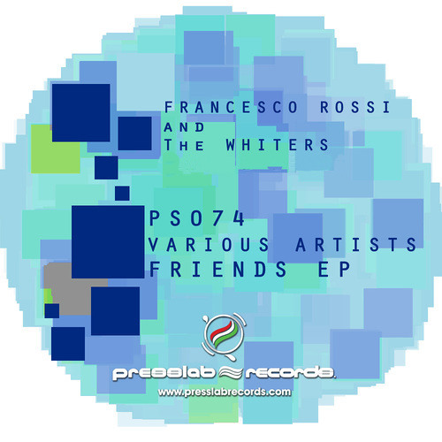 Francesco Rossi & The Whiters - Friends EP - Gibbhouse (Vocal Monkey Mix)