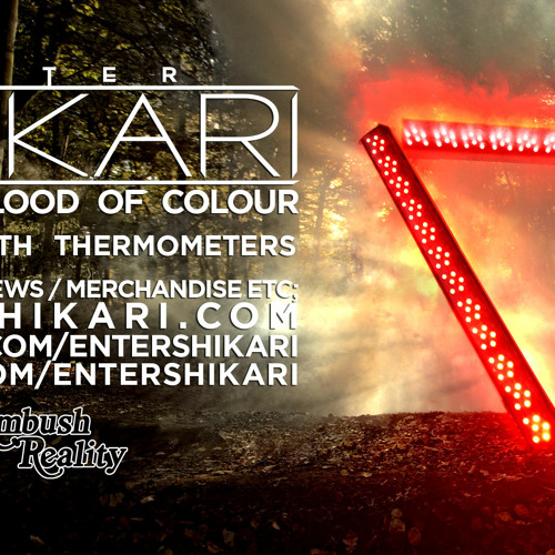 ENTER SHIKARI - Arguing With Thermometers