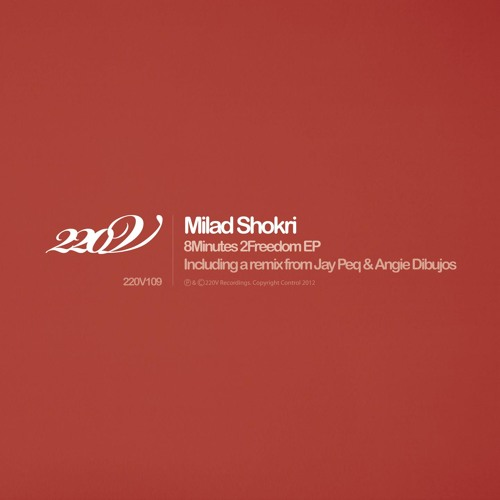8Minutes2Fredom - Milad Shokri ( Jay Peq & Angie Dibujos Mix )