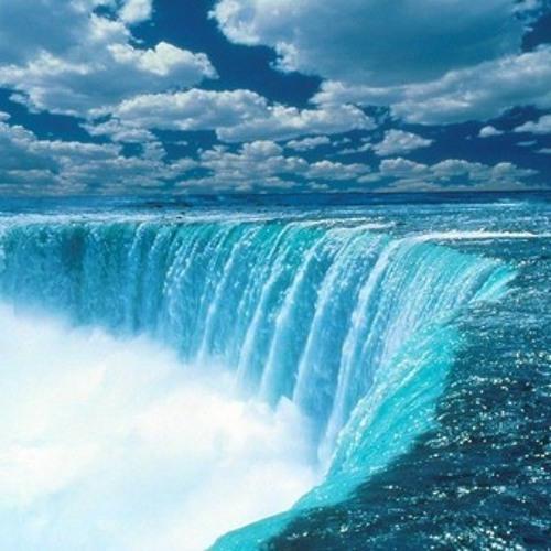 Sam Stauble - Waterfalls and Rainclouds