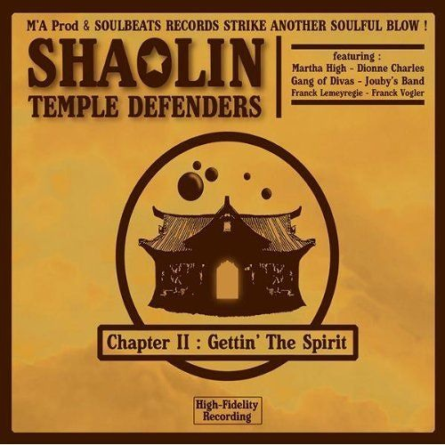 Shaolin Temple Defenders Vs Dynamics - International Soul  (Monetrik Re-Edit)