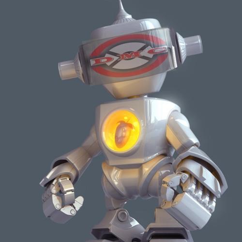Dj fhit - robotic porta ( cover usher - yeah BB version)