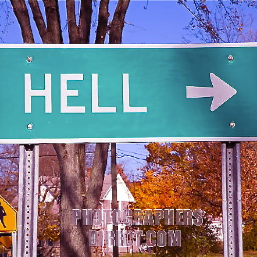 Going to hell (Something Memorable)