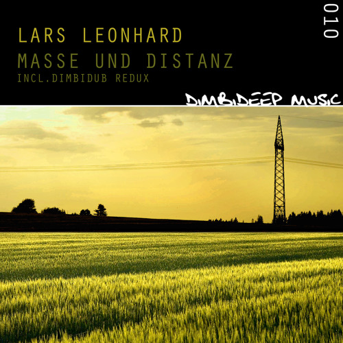 [DIMBI010] Lars Leonhard - Masse und Distanz (incl. Dimbidub Redux)