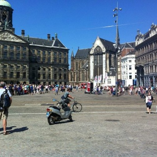 Dam Square Tenori-on (By AV8R)