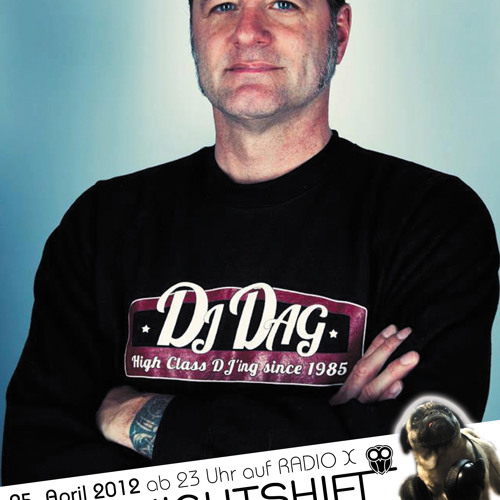 25-04-2012 - ToFa Nightshift @ Radio X   Gäste: DJ Dag & Bebetta