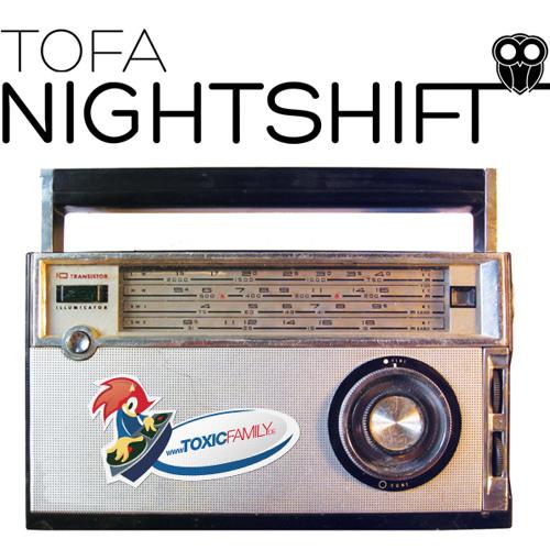 26-10-2011 - ToFa Nightshift @ Radio X | Gast: Groovemagnet