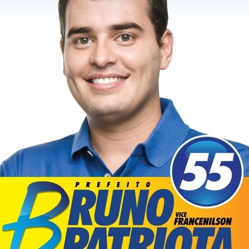 Primeiro programa de Bruno Patriota