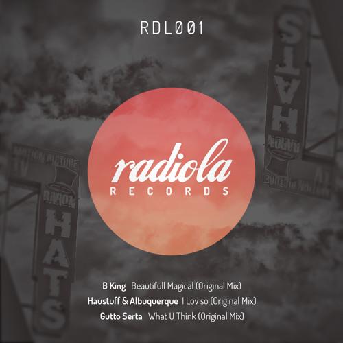 B King - Beautiful Magical (original mix) [Radiola Records]