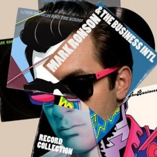 Mark Ronson - Record Collection (Perseus Remix)