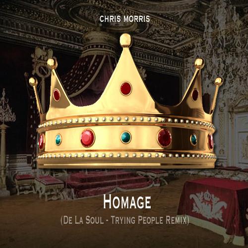 Chris Morris-Homage (De La Soul - Trying People Remix)