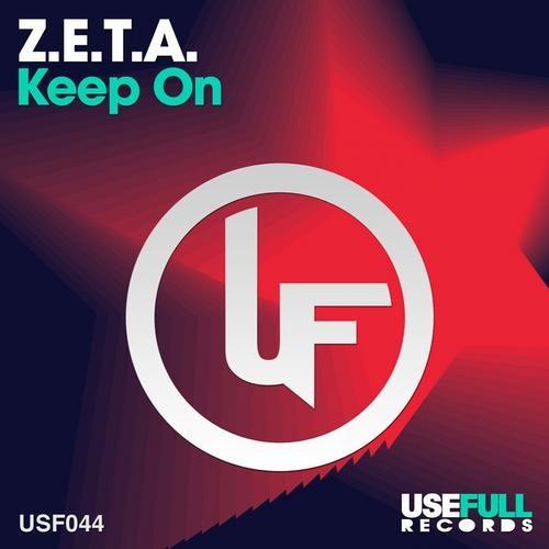 Z.E.T.A. - Keep On (Marco Molina Remix)