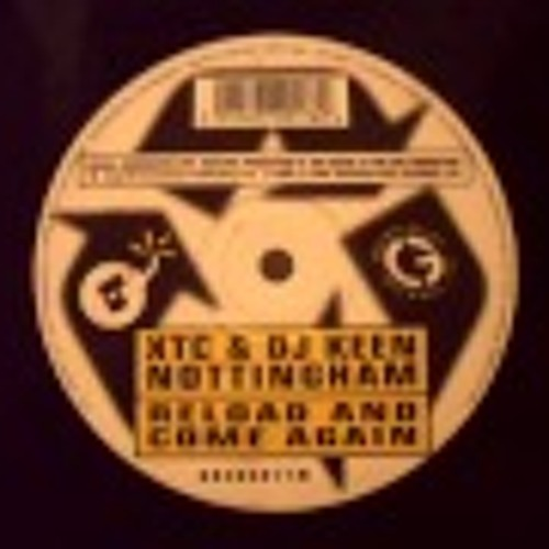 XTC [Nottingham] & DJ KEEN-Barrington Levy-Here I come-(Reload&Come again) Greensleeves Records 1995