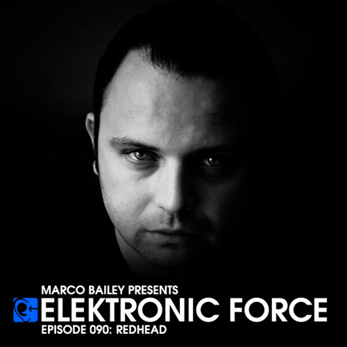 Elektronic Force Podcast 090 with Redhead
