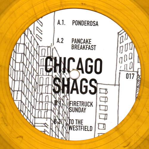 Chicago Shags - The Family Album - MOS 017