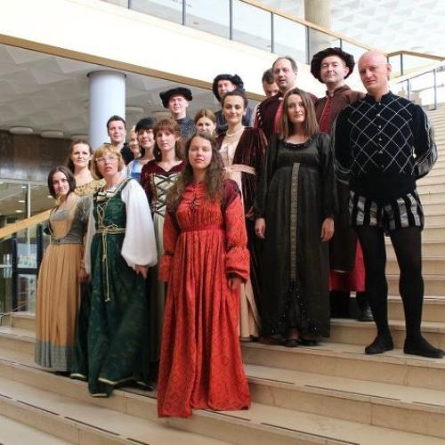 Renesansni ansambl Laudate - Dolcissimi legami (Claudio Monteverdi)