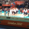 London 2012 Paralympics seated volleyball