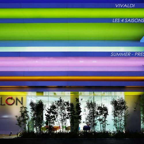 Albion / Cubase -- Vivaldi Les 4 Saisons Summer (été) Presto