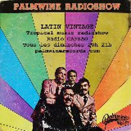 Palmwine Radioshow #8 by Mambo Chick