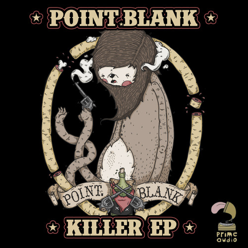 Point.blank & Professor Peng (aka Xzist) - Grrr  (OUT NOW)