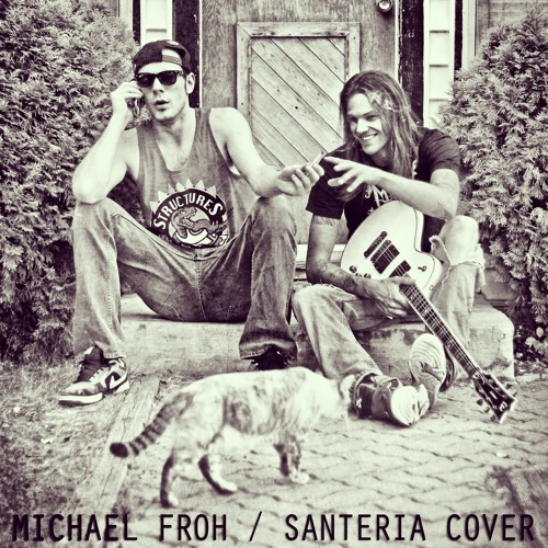 Santeria (Michael Froh Drumstep Cover) FREE DOWNLOAD