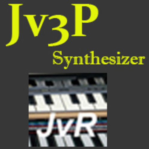 Preset VST Plugin Jv3P (JX-3P Roland Synthesizer)