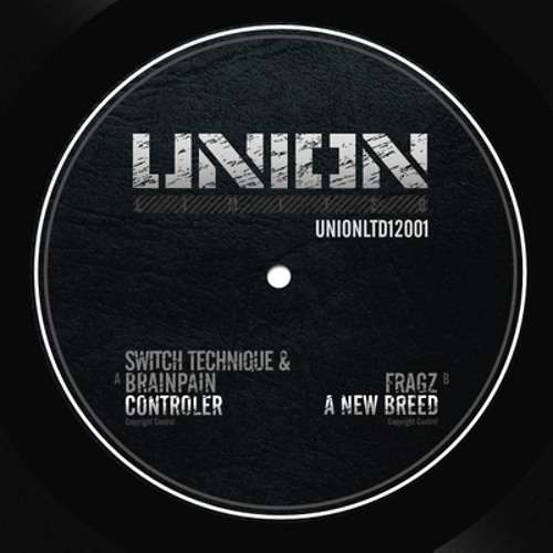 Fragz - A New Breed (Out Now On Union Recordings)