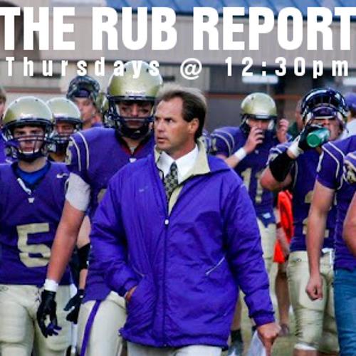 The Rub Report 001 - 8.30.2012