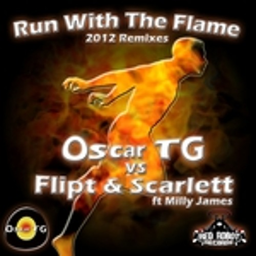 Flipt & Scarlett - Run With The Flame (PROZAK REMIX) [Red Robot Records RR200] [OUT NOW]