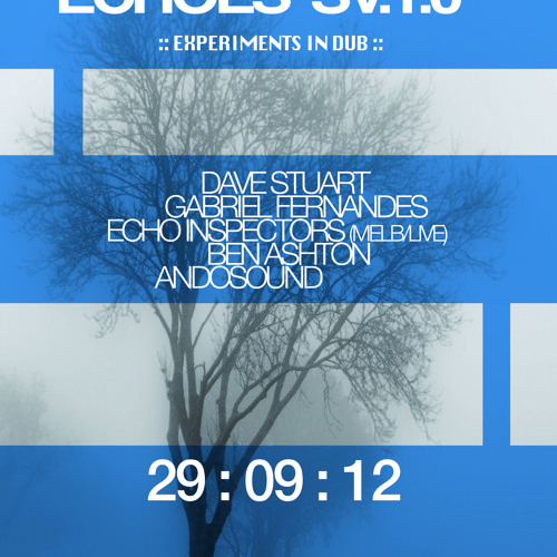 Dave Stuart - Echoes - Experiments in Dub SV1.0