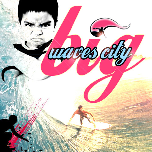 Costofix Feat. Gidon and The Surfers - Big waves city