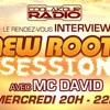 New Roots Session By Mc David. Invité : Loic Painaye