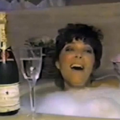 Champagne 'n' Caresses
