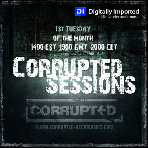 Sterling Moss Corrupted Sessions DJ Mix August 2012
