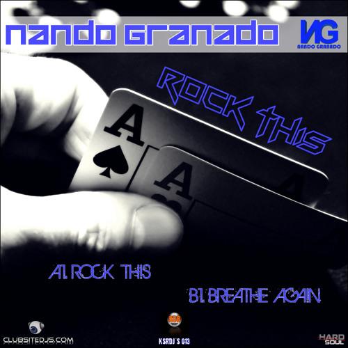 """Nando Granado - Breathe Again (Official Preview) """" YA A LA VENTA! / NOW ON SALE! """""""