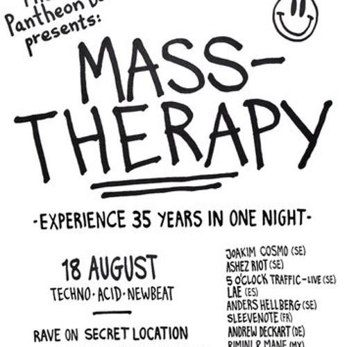 KATTKEBAB - Mass Therapy (Amfolyt Remix)
