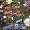 Flip Flops and Bottle Tops