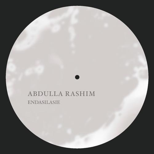 Abdulla Rashim - Endasilasie EP, Abdulla Rashim Records 003