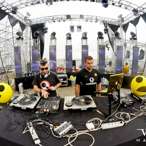 The YellowHeads@TechnosysFestival (Dj Set) 04-08-2012